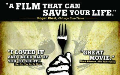 Δείτε τις τοπ ταινίες μου για διατροφή και υγεία
