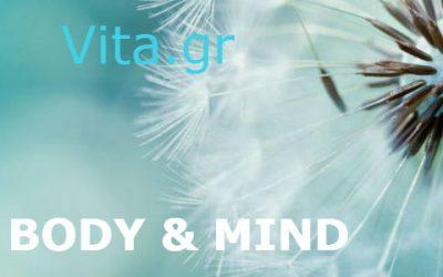"Rebirthing με την Ξένια στο περιοδικό «Vita: Body & Mind""!"