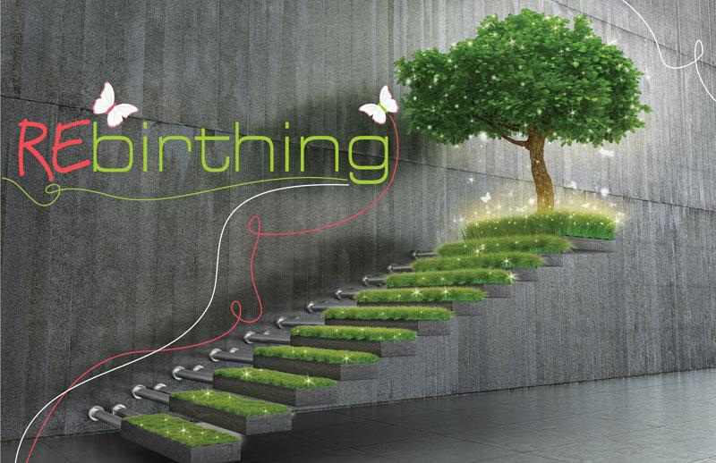 Θεραπεία Rebirthing: Η πρώτη μέρα της υπόλοιπης ζωής σας!